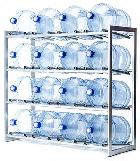 Стеллаж для 16-и бутылей