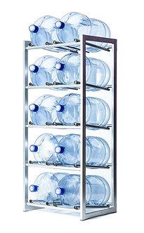 Стеллаж для 10-и бутылей