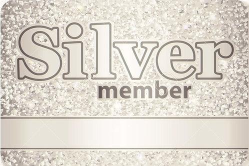 Клубная карта Silver, 6 мес