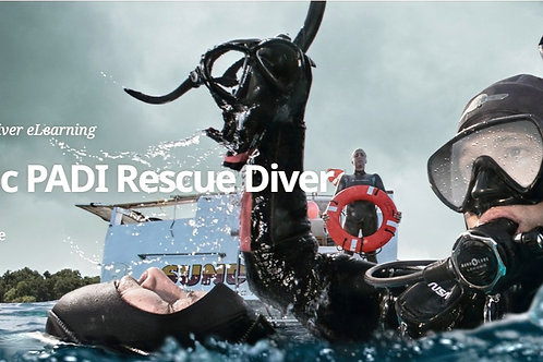 Rescue Diver - eLearning