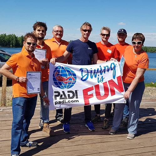 Семинар Подготовка Инструкторов PADI (IDC)