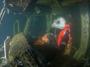 Путешествие к затонувшим объектам Новомичуринска 14-15 ноября!