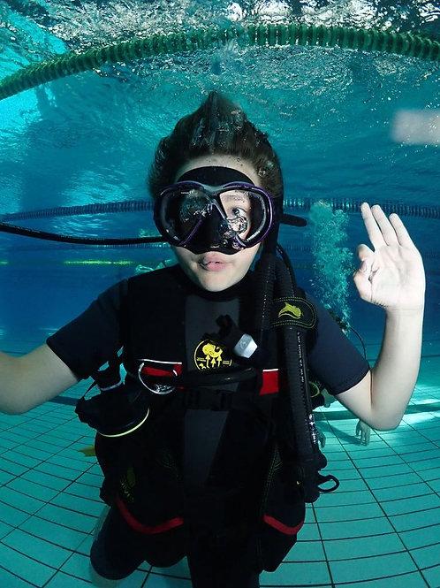 PADI Seal Team, программа для детей с 8 лет