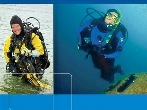 Dry Suit Diver - eLearning