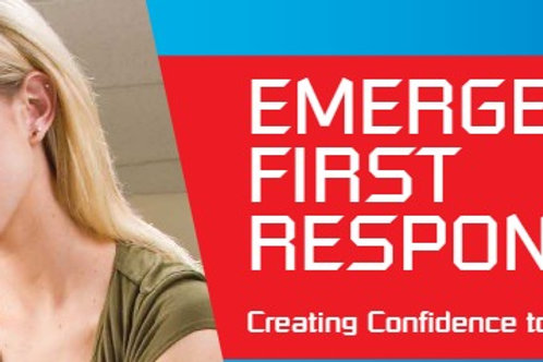 Emergency First Response Primary and Secondary Care - eLearning
