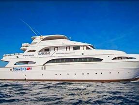 "Майские праздники: Сафари ""Острова Бразерс"", M/Y Over Seas. 29 апреля-06 мая"