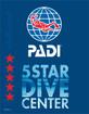 Альфа центр получает статус дайвинг-центра PADI категория 5 Star.