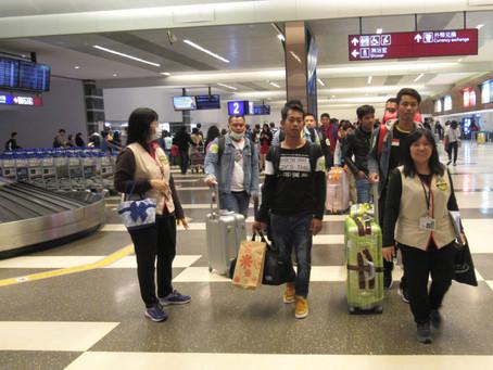 外勞入出境大小事 機場這單位全包了