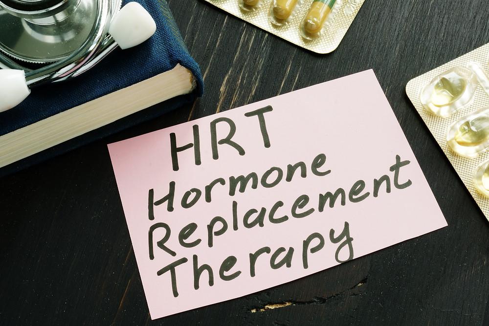 HRT for menopause