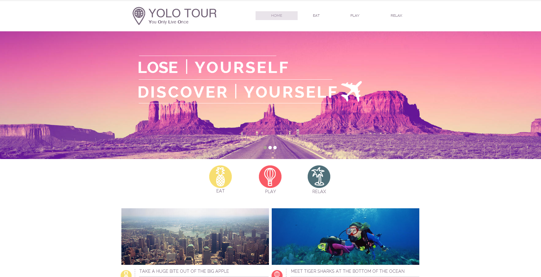 Yolo tour