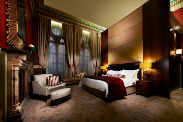 Chambers Suite, pic credits: St. Pancras Renaissance Hotel