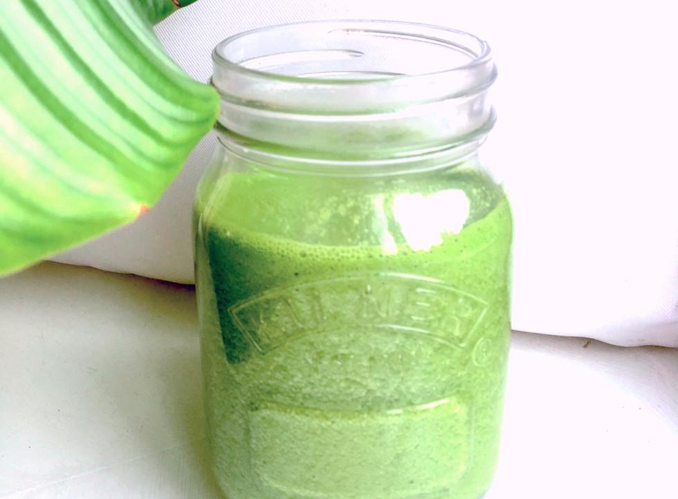 Green Godess Juice