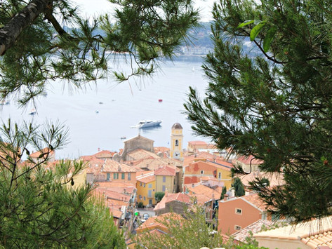 Beauty of the Cote d'Azur - Top 10 French Riviera places