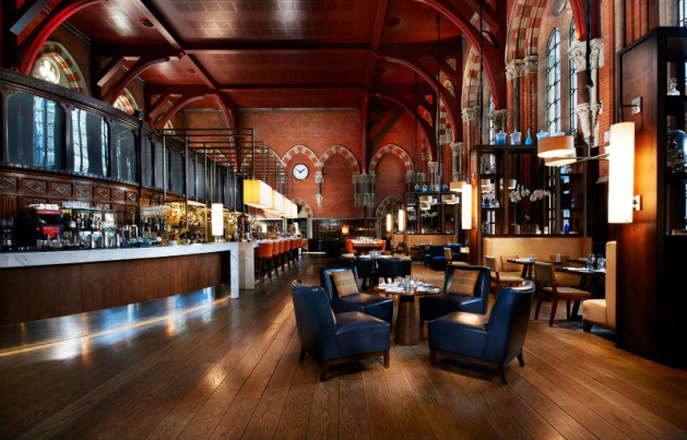 The Booking Office, pic credits: St. Pancras Renaissance Hotel