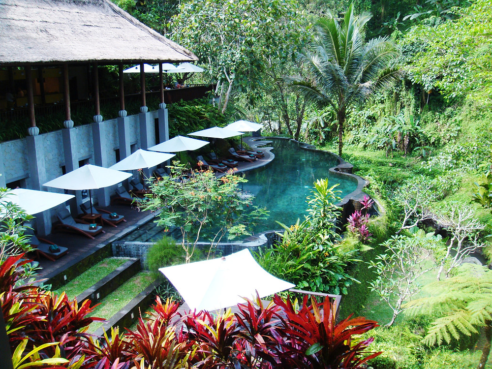 Beautiful 5* Hotel Maya Ubud