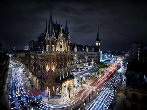 Favourite London heritage hotels: St. Pancras Renaissance and The Mandeville