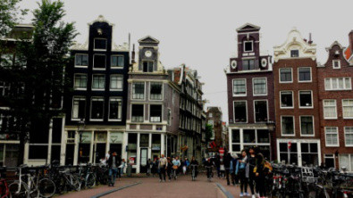 Amsterdam sightseeing and shopping hotspots