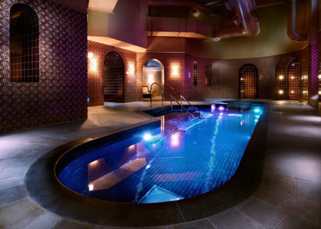 Spa Pool, pic credits: St. Pancras Renaissance Hotel