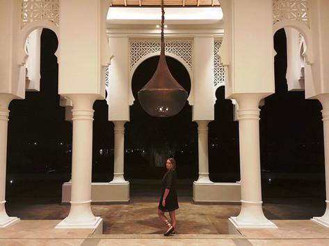 Ultimate luxury hotel stay at Banyan Tree Tamouda Bay Morocco