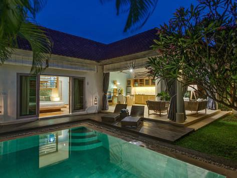 Bali's Top Private Luxury Pool Villas in Sanur & Seminyak