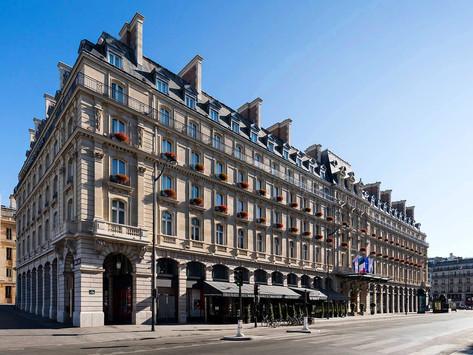 Classy Parisian hotel stay at Hilton Paris Opera