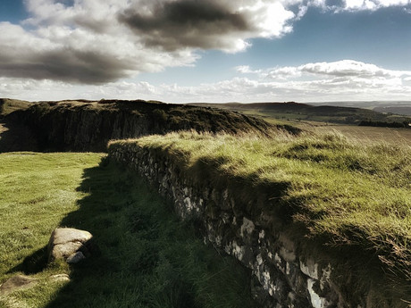 Castle hunting and heritage exploring in Northumberland – UK