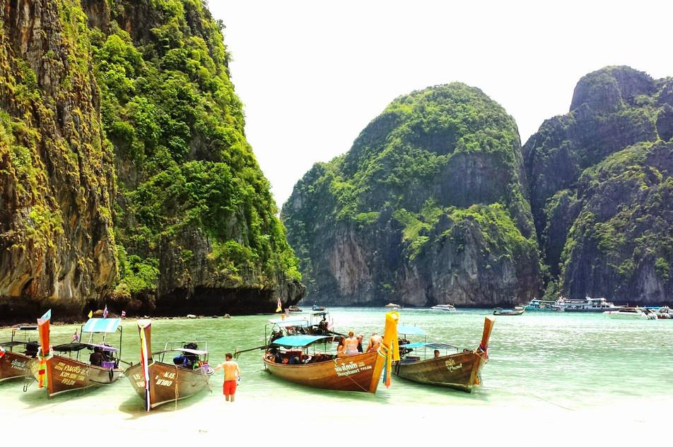 Phuket & Phi Phi's hotspots