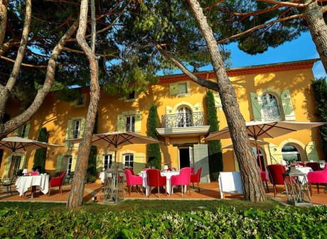 Authentic French Riviera luxury at Le Mas Candille Hotel