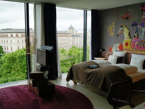 A hip citytrip at 25hours Hotel Vienna