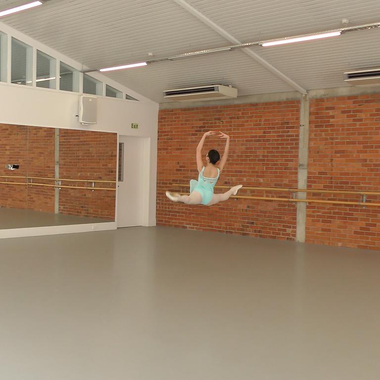 Jump/Allegro Deconstructing Dance Workshop