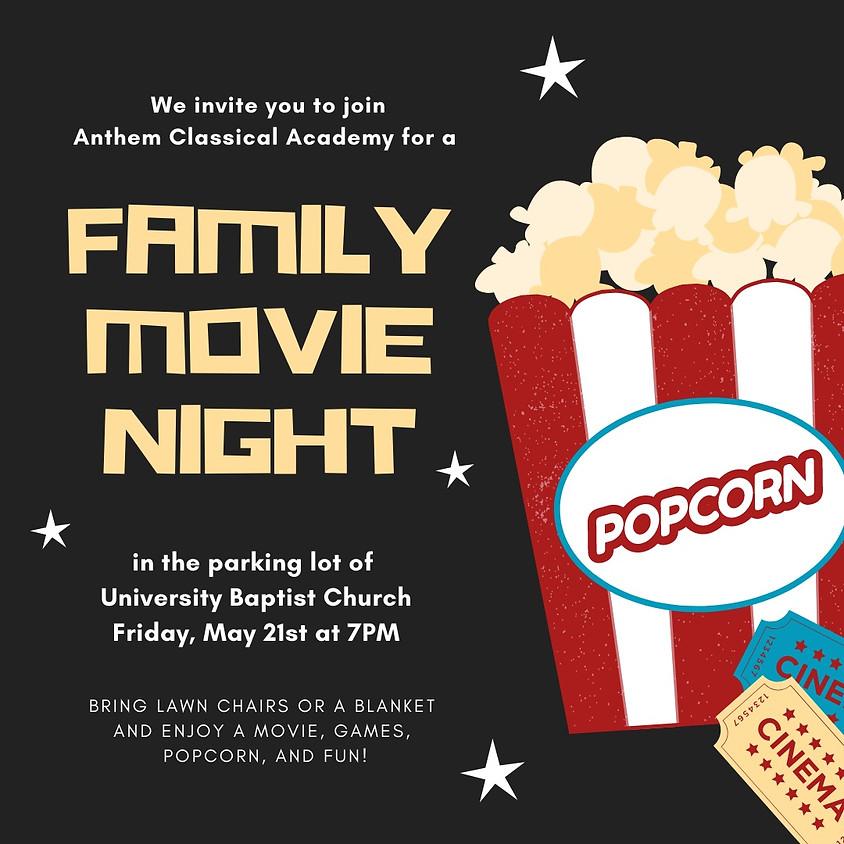 Anthem Family Movie Night