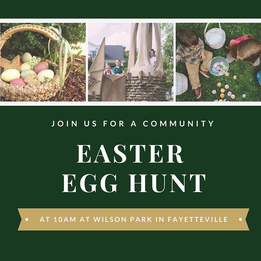 Fayetteville Easter Egg Hunt
