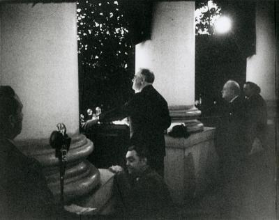 Roosevelt Churchill National Christmas Tree Lighting Churchill Speech