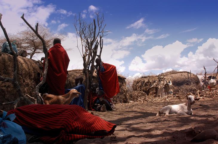 Masai village / Tanzania