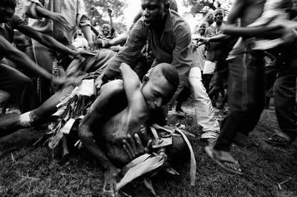 Tribal fight