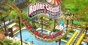 RollerCoaster Tycoon 3 Бесплатно!