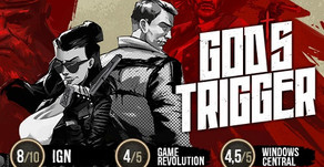 Игра God`s Trigger бесплатно!