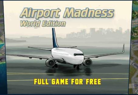 Indiegala отдаёт игру Airport madness бесплатно