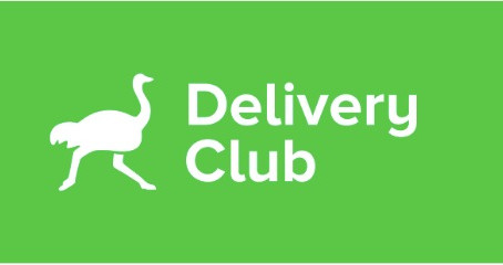 Скидка 25 % на доставку Delivery Club