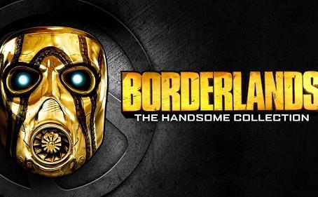 Borderlands 2 The Handsome Collection бесплатно