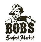 Bob's Seafood Market Norhfield Logo