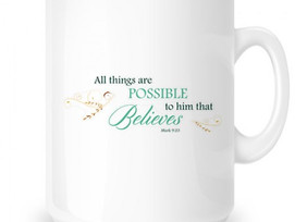 INSPIRATION: Drink From The Cup Of Possibilities