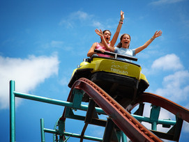 INSPIRATION: Untamed Feelings Are Like The Roller Coasters Of Life