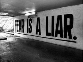 INSPIRATION: Fear Comes With A Lying Tongue