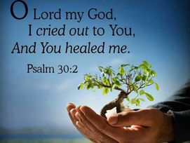 INSPIRATION: Receive The Healing Touch Of God