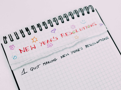 Top Tips for New Year's Resolution Success