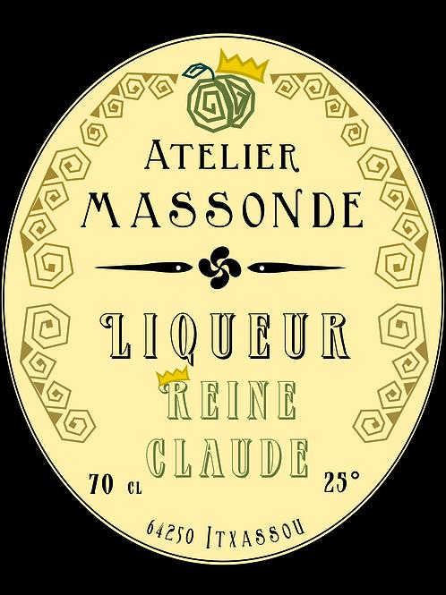 Liqueur de Reine Claude