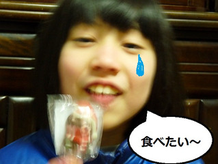 食べたい~・゜・(ノД`)・゜・