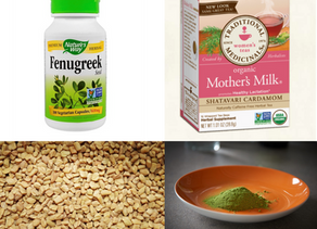 Learn More About Your Breastfeeding Herbs