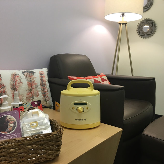 Healthy Horizons Mothers Room Corporate